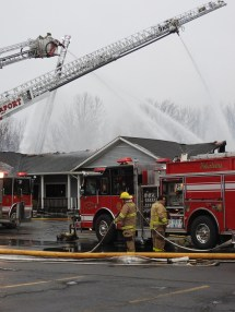 Fire Barefoot Landing In Spencerport - Westside