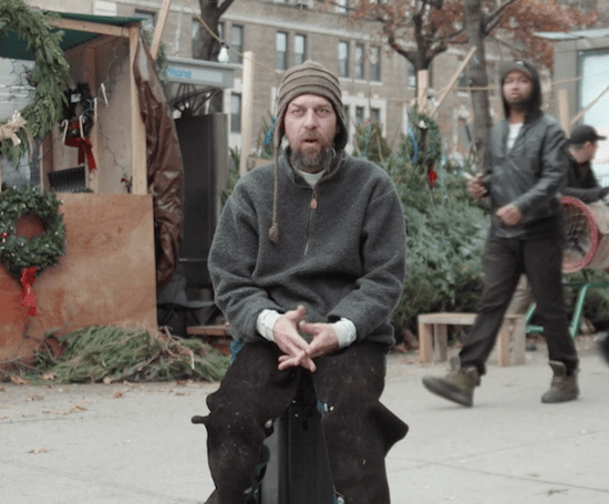 West Side Rag UWS TREE SELLER DISHES ON WHY HE DOES IT