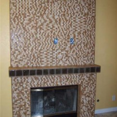 Tile Backsplash For Kitchen Touch Faucet Reviews Fireplace - Design | Westside And Stone