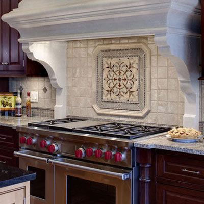 backsplashes kitchen double doors backsplash tile ideas materials marble