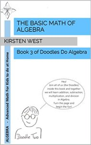 Doodles Do Algebra Book 3
