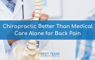 Chiropractic Better Than Medical Care Alone for Back Pain