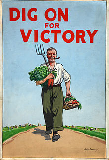 Gardening for Control - Victory Gardens