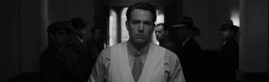 Ben Affleck in un fotogramma de La legge della notte