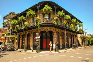 ambientare un romanzo louisiana new orleans