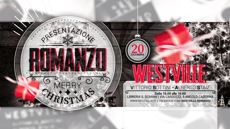 Natale 2017: Westville torna alla libreria Il Domani di Milano