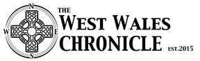 West Wales Chronicle Celtic Compass Logo