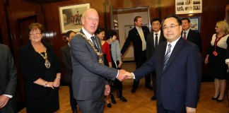 Boosting Swansea's trade links with China
