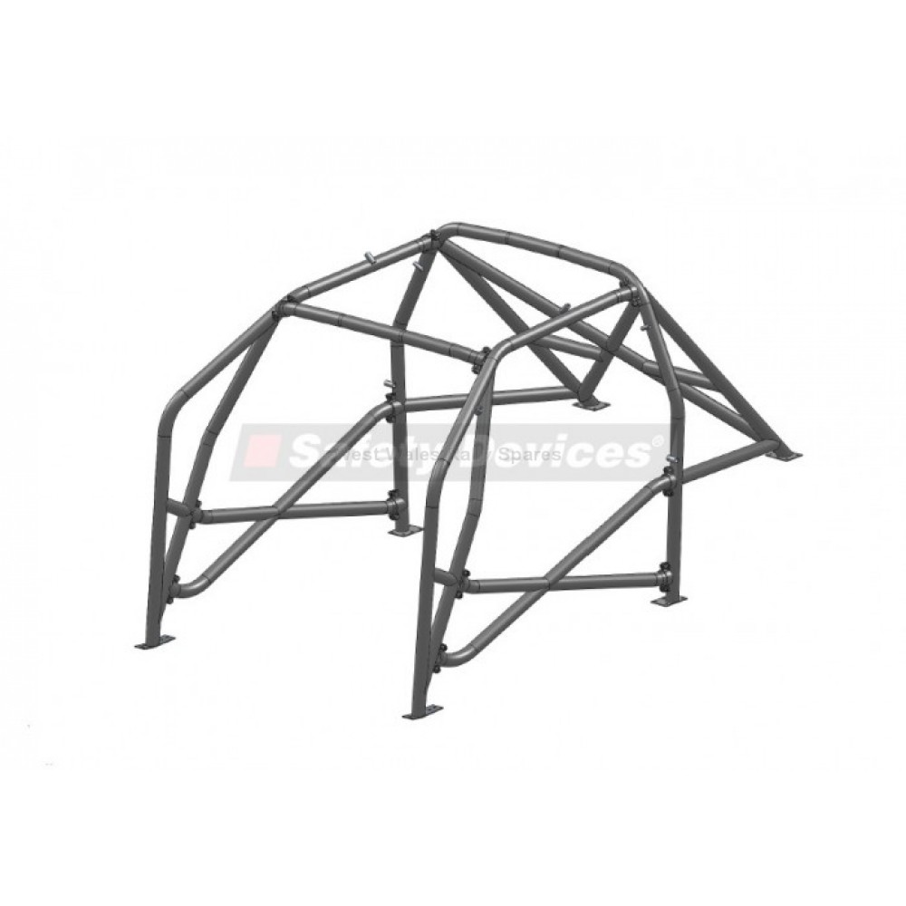 BMW E36 Compact Safety Devices Cup Rollcage B034