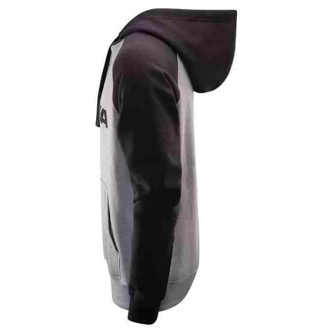 Scania black grey hoodie