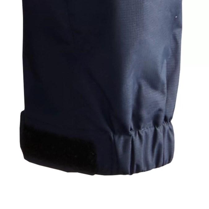 Scania Mens Navy storm jacket sleeve cuff