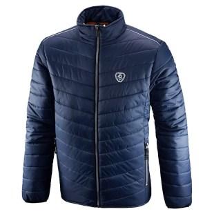 scania mens Blue insulation jacket