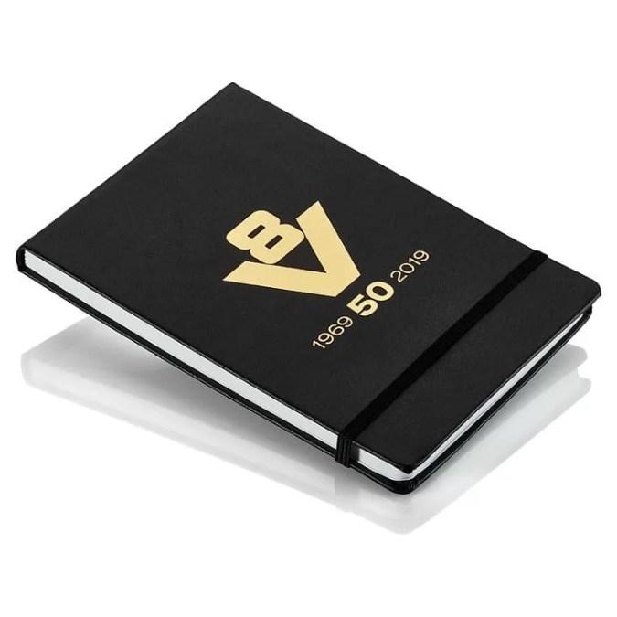 Scania V8 50 Year Anniversary Notebook