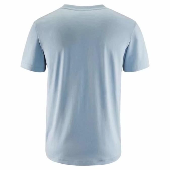 Scania mens blue vabis tshirt back