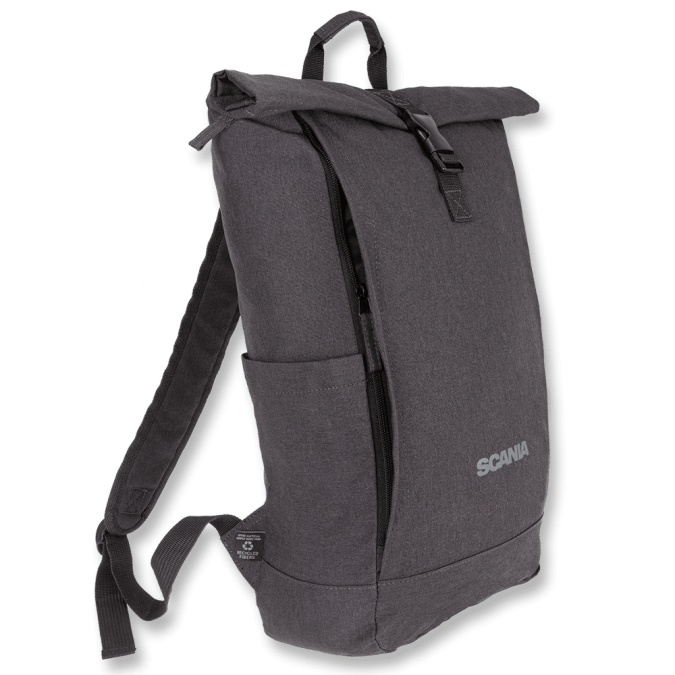 Scania Backpack side view