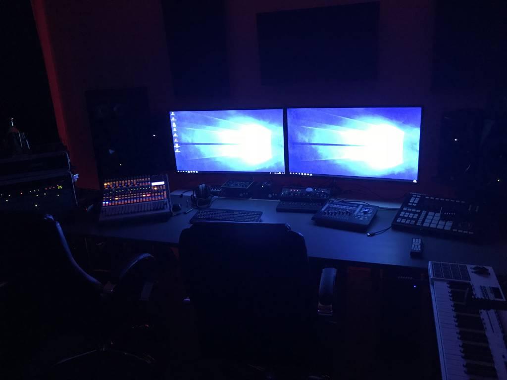 recording music studio