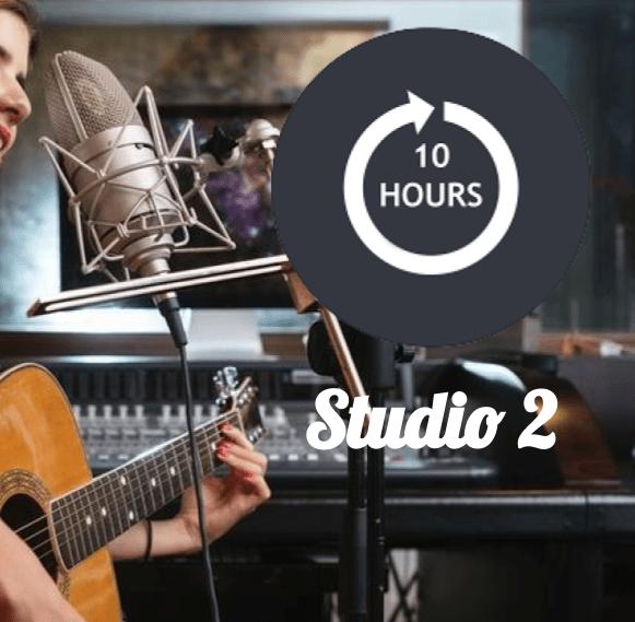 studio 2 recording 10 hours