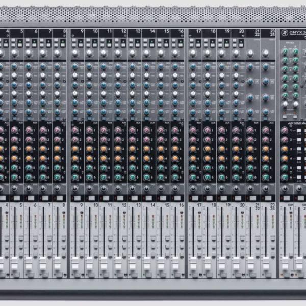 mackie onyx 24 4 mixer