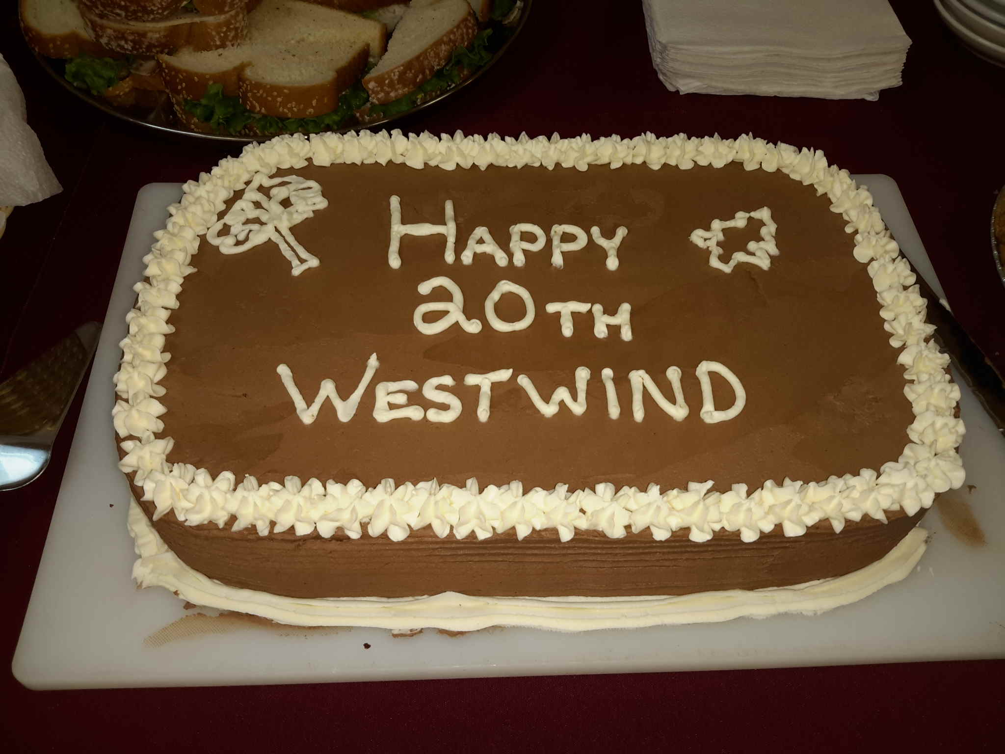 Westwind Turns 20!