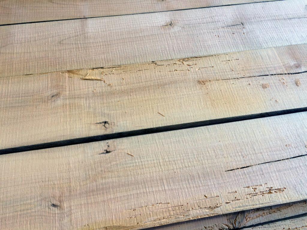 Spalted Alder Wood
