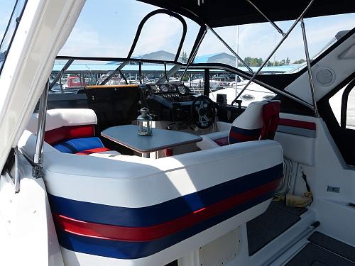Westwind Yacht Sales  1990 Bayliner 2655 Ciera Sunbridge