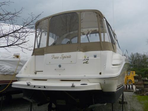 Westwind Yacht Sales  1998 Sea Ray 330 Sundancer