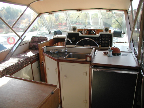 Westwind Yacht Sales 1970 Chris Craft Commander