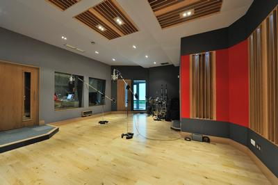 Studio Construction  16  Karism  Westwood Joinery