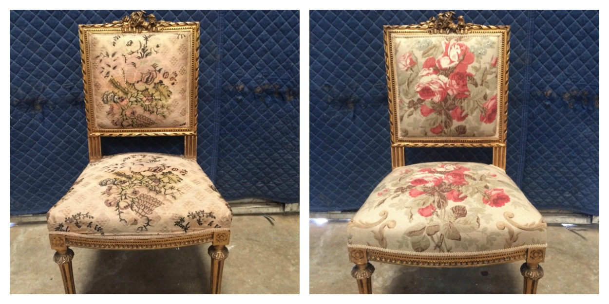 dining chairs with caning little girls table and furniture refinishing   antique restoration repair upholstery dfw