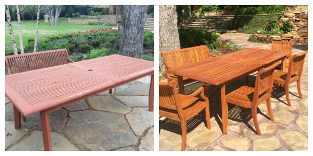 Outdoor Furniture Repair Fort Worth