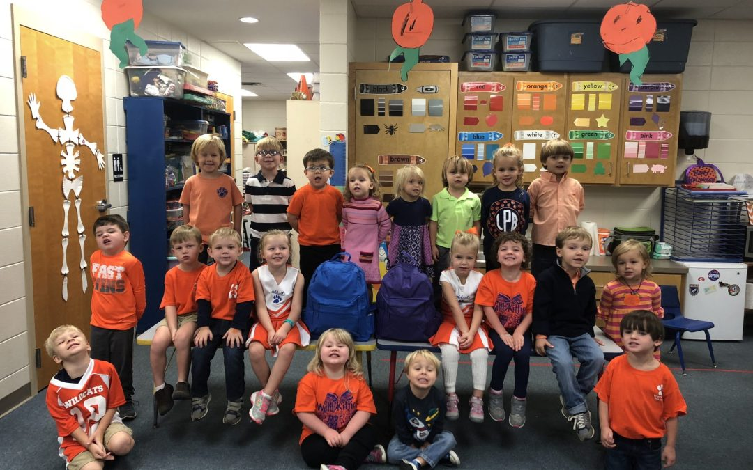K3 Participates in Backpacks for Hope