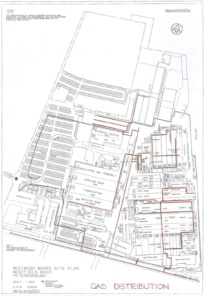 Site Facilities & Maintenance