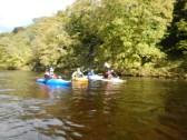 River Wharfe (Lower), 14th Oct 2012