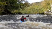 Peter - River Wharfe 14th October 2012
