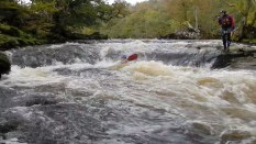 richard darkes2 - River Wharfe 14th October 2012