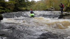 richard darkes3 - River Wharfe 14th October 2012
