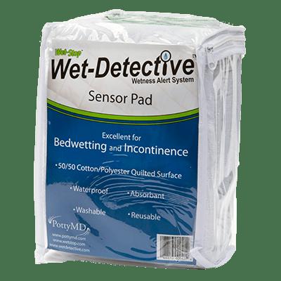 Wet-Detective Sensor Pad bed pads