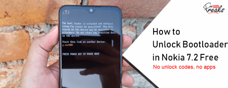 How-to-Unlock-Bootloader-in-Nokia-7.2-for-free-by-yourself