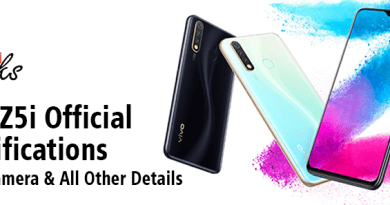 vivo-z5i-official-full-specs-and-all-details