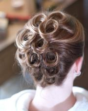 5 fascinating updo hairstyles