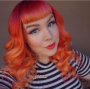 8 beautiful sunset ombre hairstyles