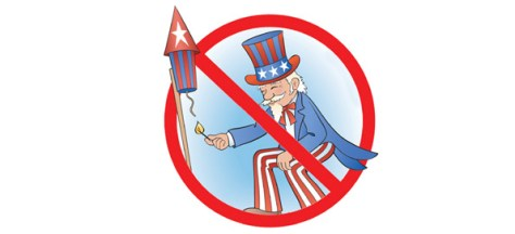 No More Fireworks on the 4th