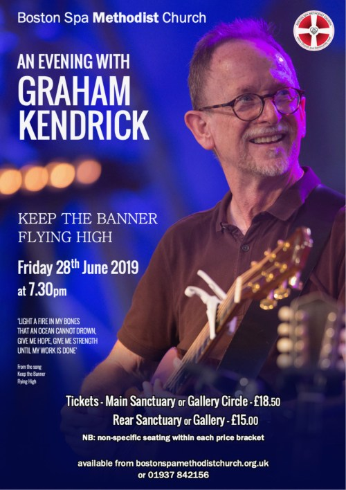 Graham Kendrick Flyer