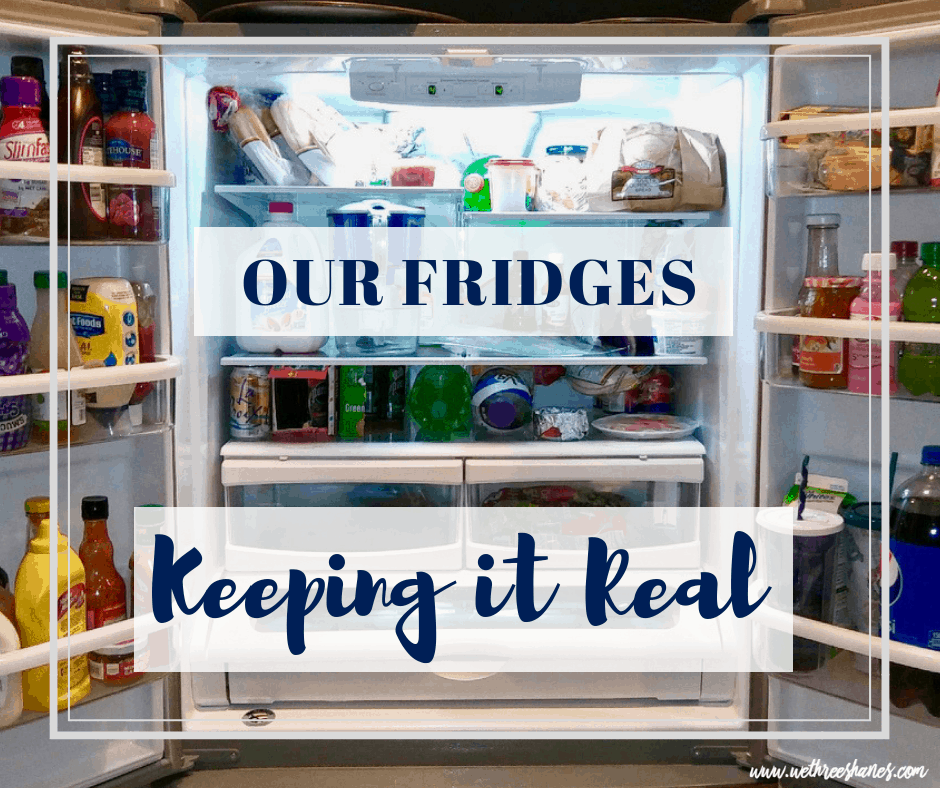 Keeping it Real | Refrigerators