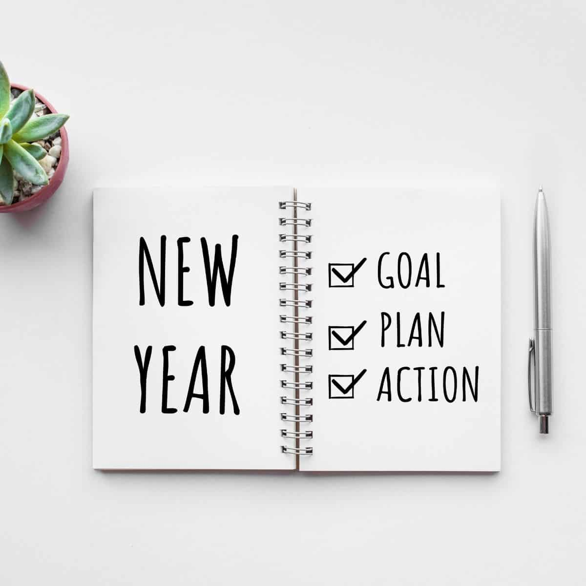 How to Set New Year's Resolutions That You'll Actually Keep