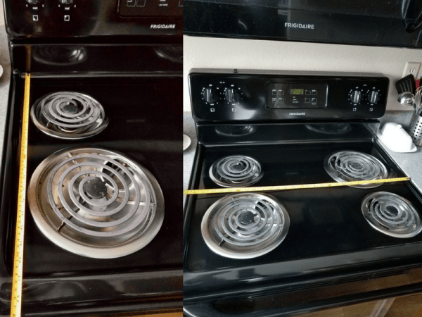 Once used to dry homemade pasta, Noodle Boards are making a huge comeback! This stove topper is the perfect way to add more useable space and character to your kitchen. Find out how to make your own in this easy to follow tutorial. | We Three Shanes