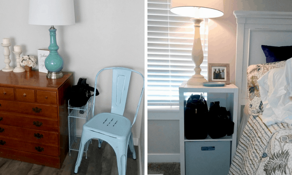 If you struggle to keep a tidy and clutter-free home then these 10 manageable tips for a tidy home are perfect for you! A well-kept house is possible. | We Three Shanes