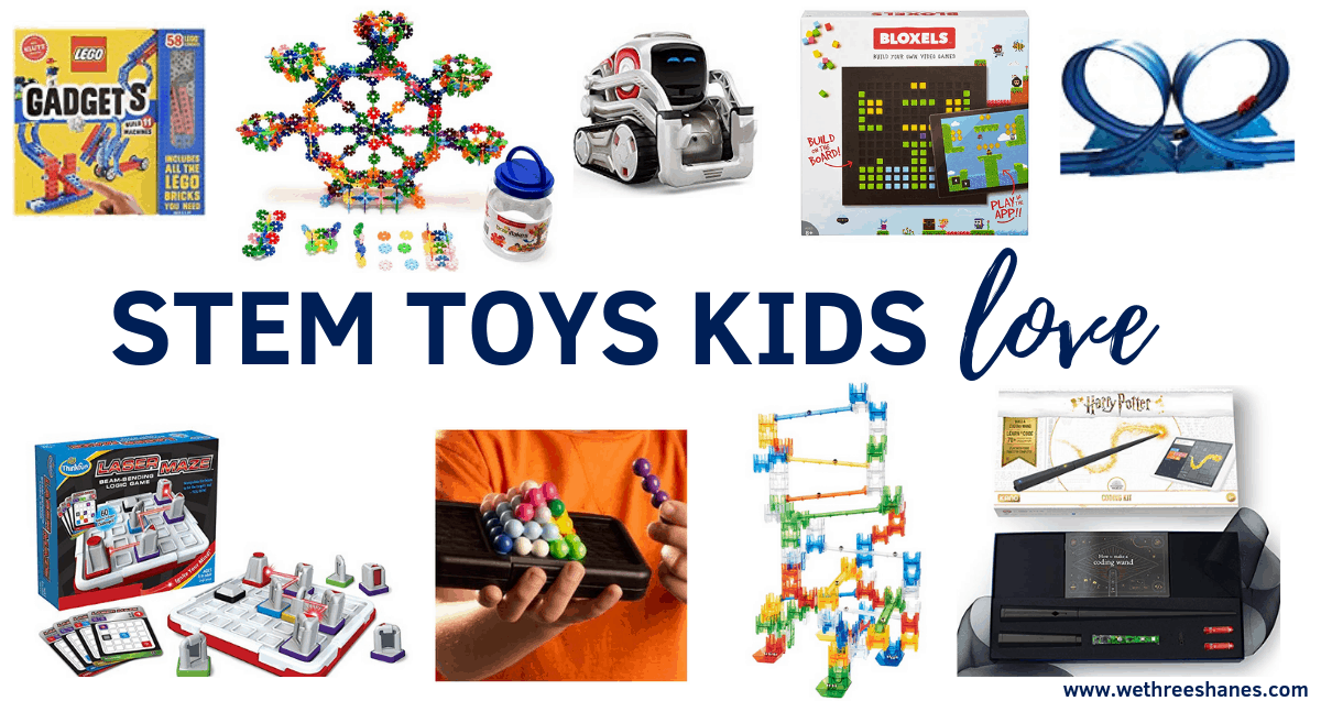 The Top 30 STEM and STEAM Toys for Girls and Boys