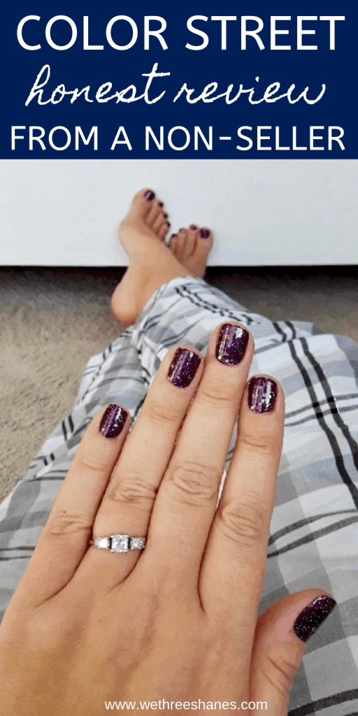 Color Street Ruined My Nails : color, street, ruined, nails, Color, Street, Nails,, Honest, Review, Non-Seller, Three, Shanes