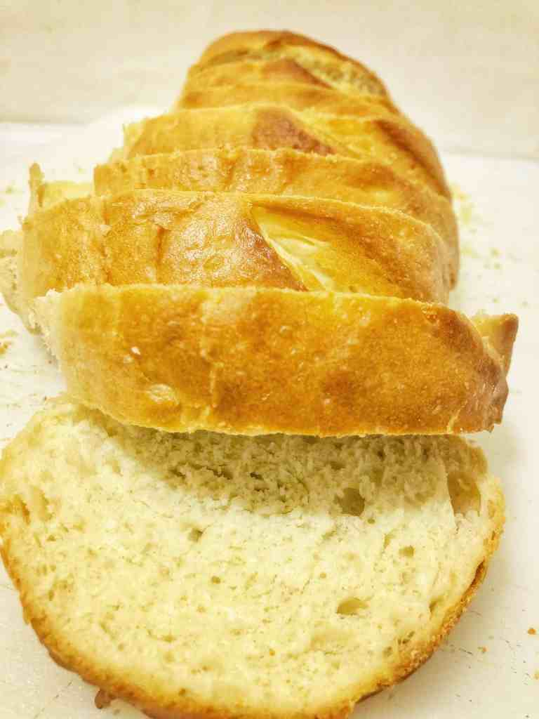 Want to start baking better bread? Follow these tips and tricks to take your bread baking skills to the next level. Start making a perfect loaf every time! | We Three Shanes